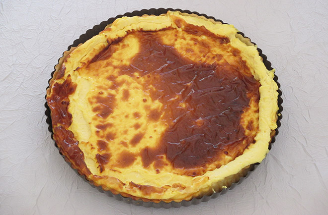 tarte-fromage